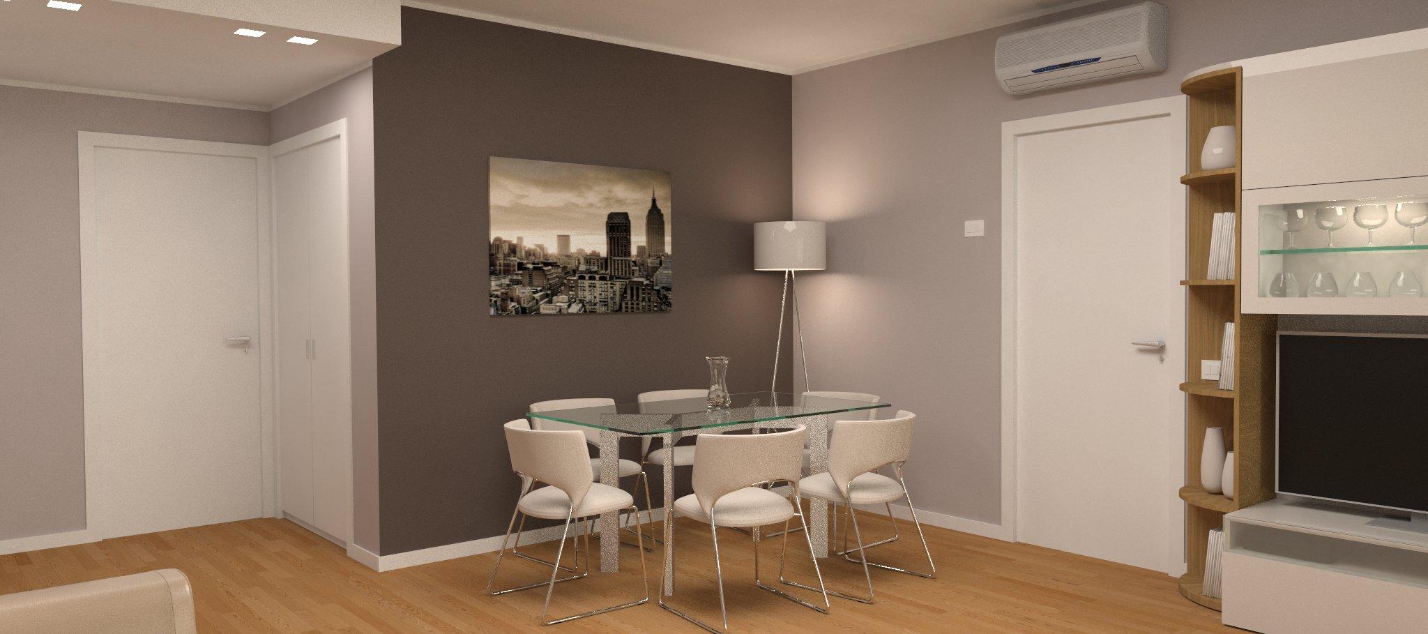 Appartamento privato milano laura lucente architetto for Interior designer milano