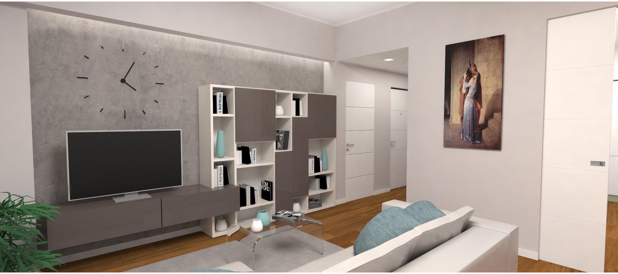 Appartamento privato (Milano) | Laura Lucente Architetto | Interior ...