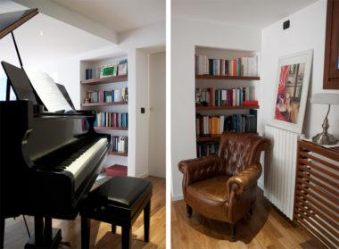 Appartamento con soppalco - Laura Lucente Architetto ...
